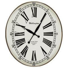 Wellington Wall Clock