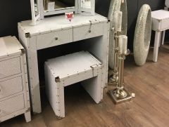 White Bianco Console Table