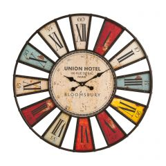 Bloomsbury Multi Wall Clock