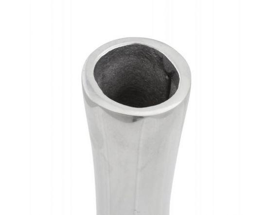 Aluminium Vase Oval Bottle Neck Design