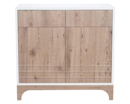 Anette Scandi 2 Door Cabinet