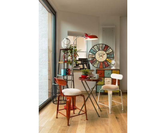 Metal 3 Tier Coloured Artisan Cabinet