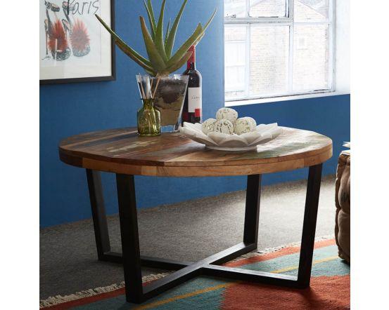 Beach House Round Coffee Table