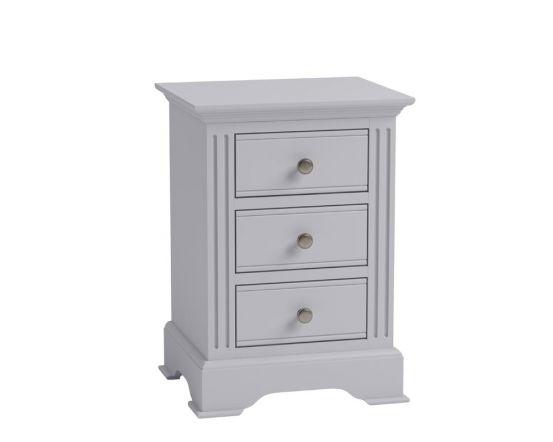 Belbury Pine Bedside Cabinet