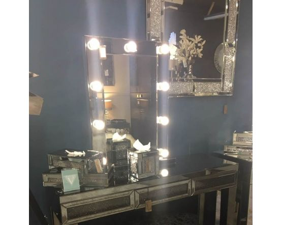 9 Light Broadway Mirror
