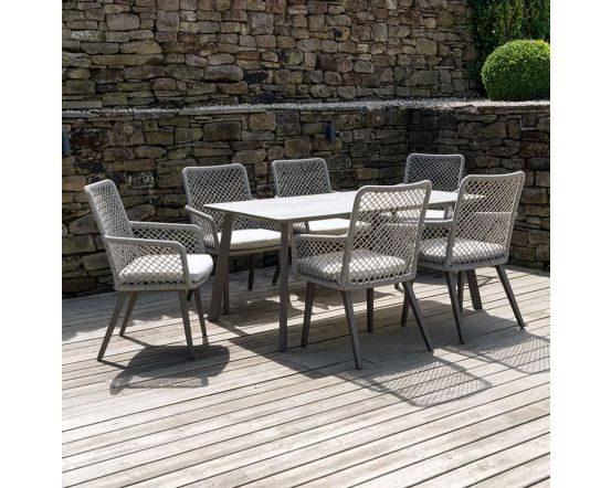 Caglia 6 Seater Dining Set