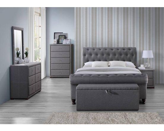Castolio Fabric Bed Frames