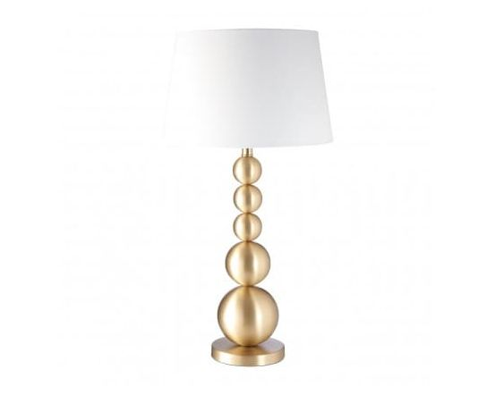 Clio Gold Table Lamp