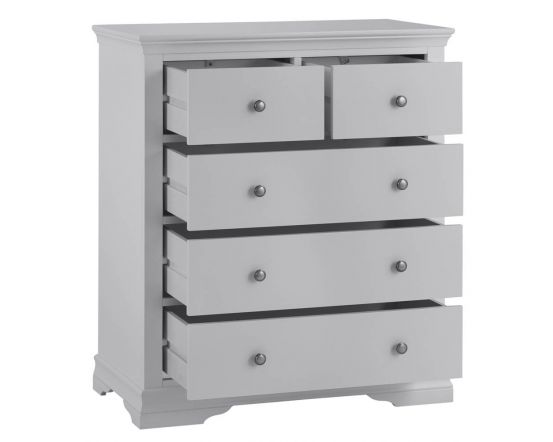 Edelmar Pine Grey 2 Over 3 Chest