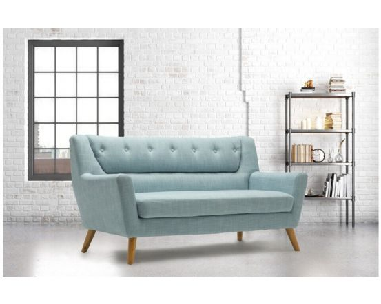 Fabric Scandinavian Style Sofa