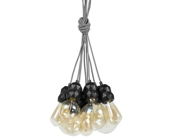 Fingal 9 Bulb Adjustable Ceiling Light