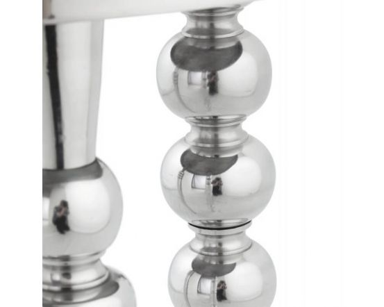 Francis Aluminium Retro High Table