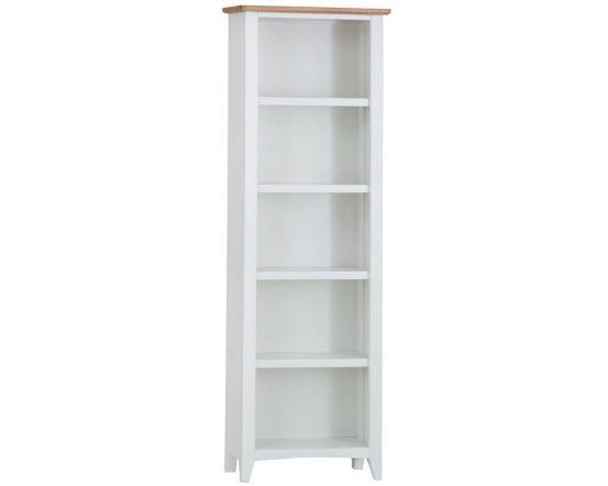 Gaetan Oak Bookcase
