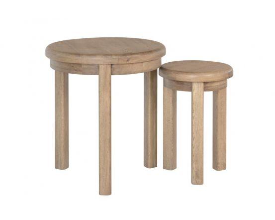 Hodson Round Nest of Tables