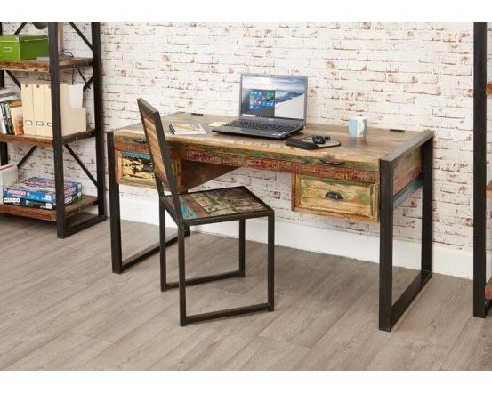 Industrial Reclaimed Desk