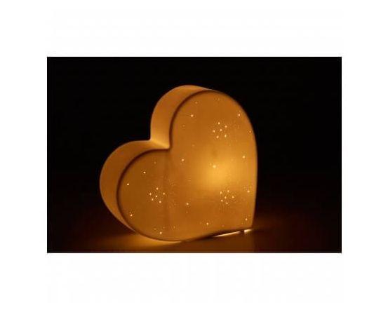 Kidzone Heart Table Lamp