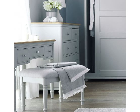 Mendes Soft Grey 2 Over 3 Chest