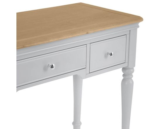 Mendes Soft Grey Dressing Table