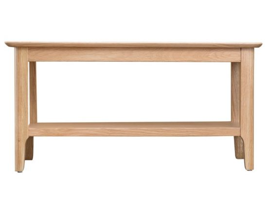 Noah Oak Coffee Table