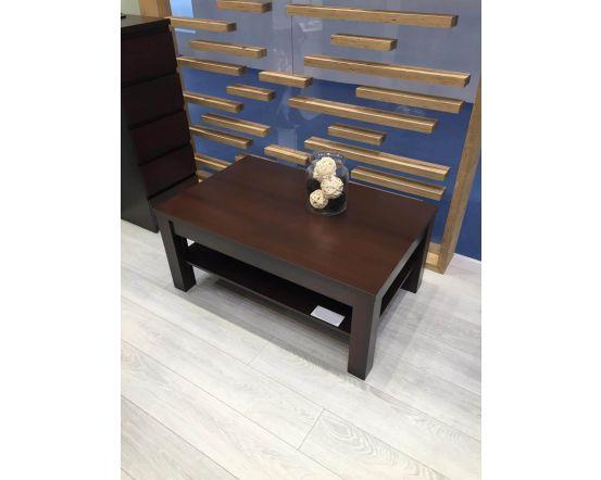 Pello Large Coffee Table In Dark Mahogany