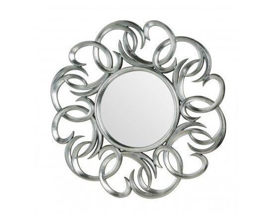 Principal Entwined Swirl Effect Wall Mirror