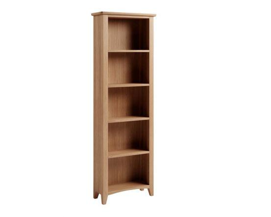 Richtown Oak Bookcase