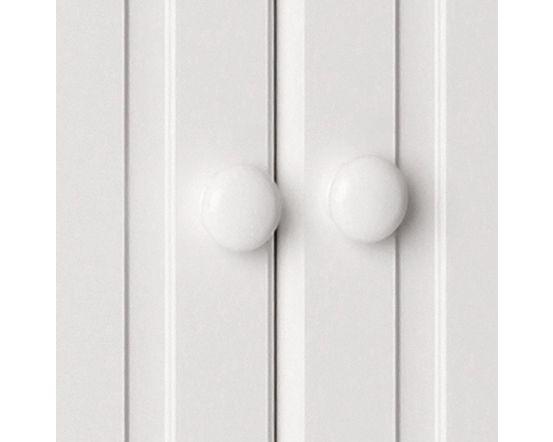 Scandi 2 + 4 Drawer Chest in White