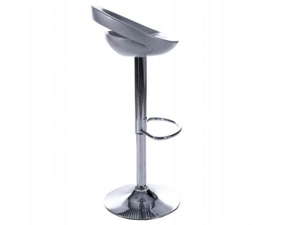 Monti Bar Stools with Chrome