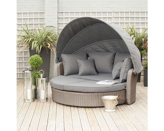 Slate Grey Cayman Day Bed
