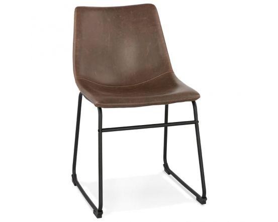Sofia Brown Premium Chair
