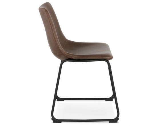 Sofia Brown Premium Chair
