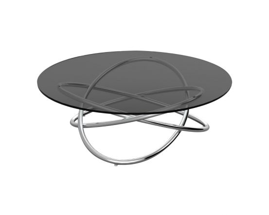 Sphere Style Round Coffee Table
