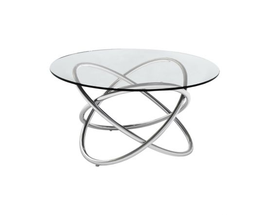 Sphere Style Round Side Table