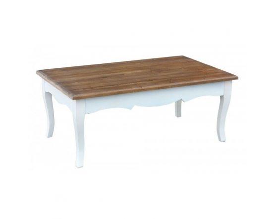 Transylvania White Large Coffee Table