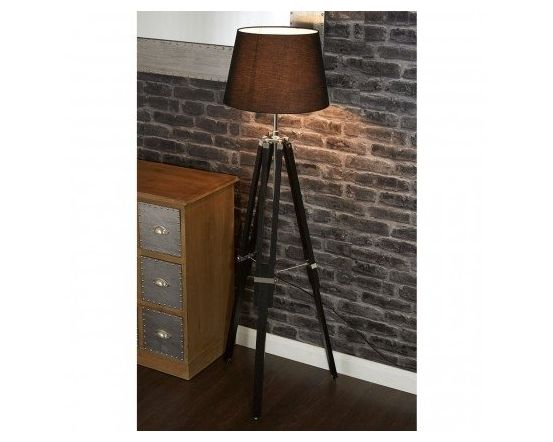 Tripod Painted Floor Lamps