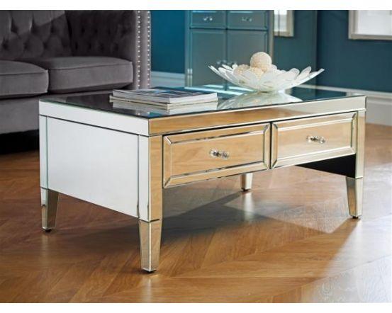 Turia Mirror Coffee Table