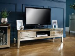 Turia Mirror TV Unit