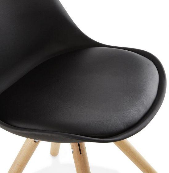 Acke Scandinavian Style Chairs