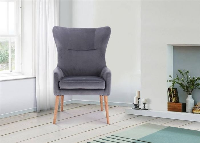 Archie Fabric Chair