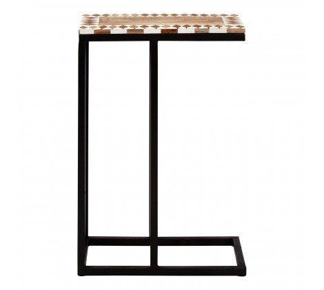 Artisan Patterned Side Table