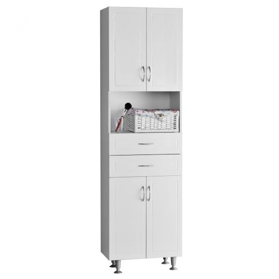 Aspen Cabinet With Double Cupboards