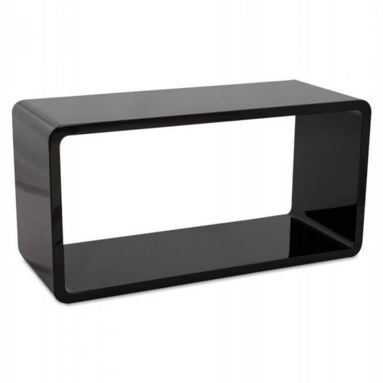 Black Retro Rectangular Coffee Tables