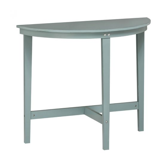 Chatelet Console Table - Blue/Grey