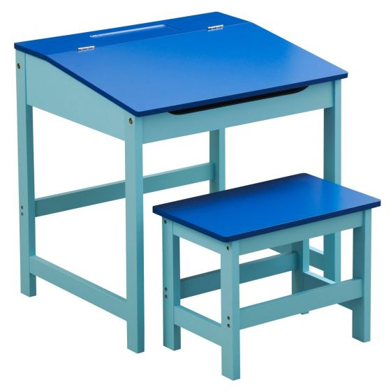 Boys and Girls Matching Desk And Stool