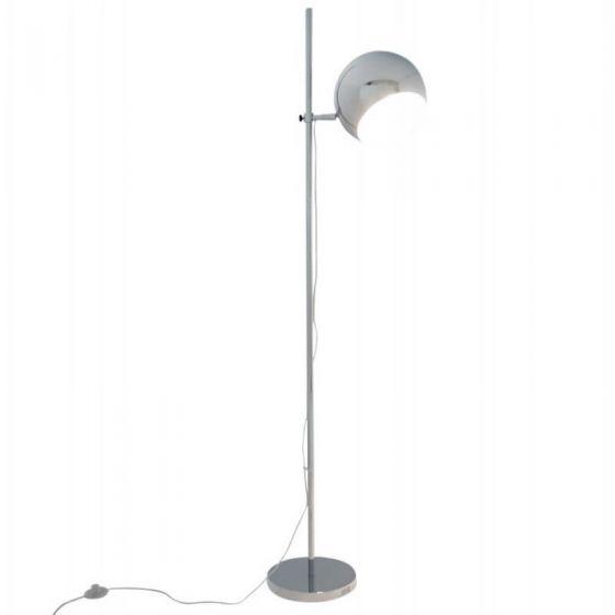 Chrome Spotlight Floor Lamp