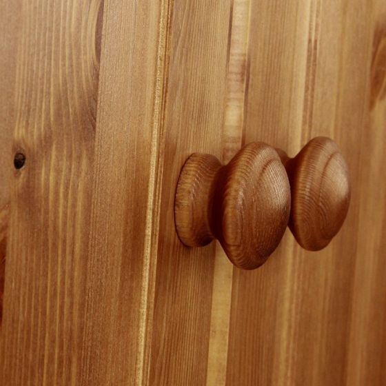Copenhagen 3 Door 4 Drawer Wardrobe