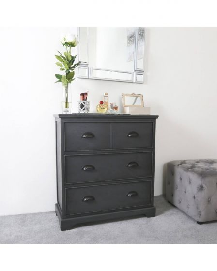 Charlie Grey Chest of Drawers
