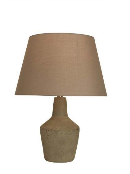 Escher Industrial Chic Table Lamp