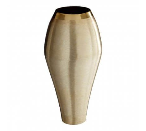 Gold Finish Premium Ceramic Vase