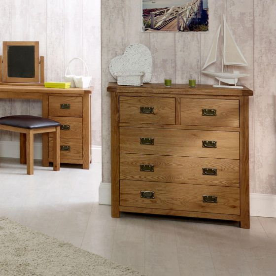 Guarlford 5 Drawer Chest of Drawers